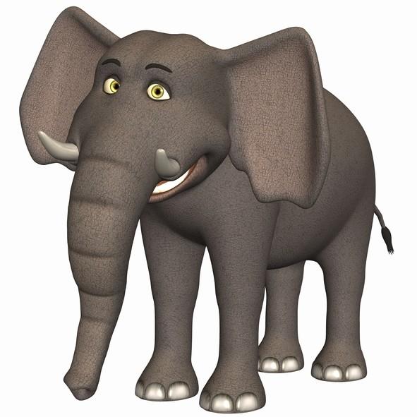 A humanidade dos elefantes