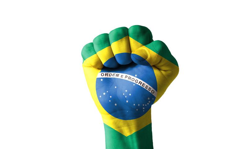 O brasileiro é um lutador